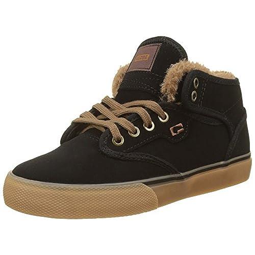 Globe Motley Mid-Kids, Chaussures de Skateboard Garçon