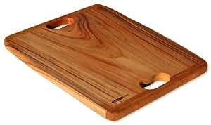 Ecoboard 250305 - Tabla para cortar de madera, 2.5 x 47 x 28 centímetros