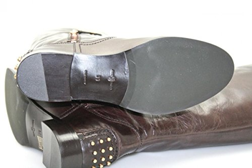 Car Women's Shoe KDW73F Leather Boots wU6Tqxa
