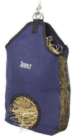 Tough 1 Miniature Canvas Hay Pouch, Purple by Tough 1