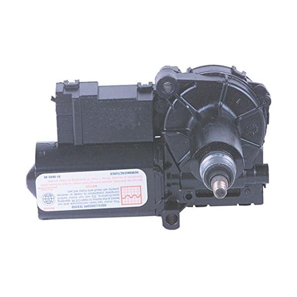 Cardone 40-446 Remanufactured  Wiper Motor
