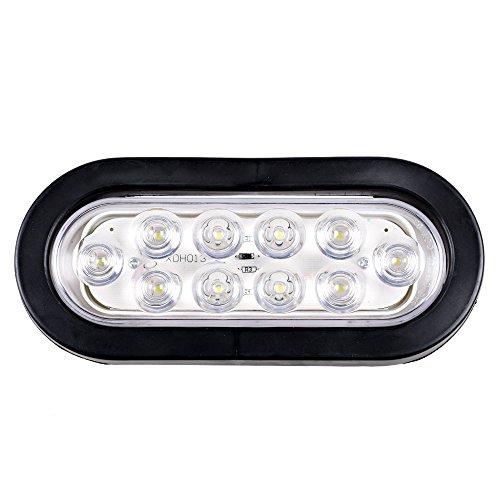 Backup Light Lens Gasket - 7