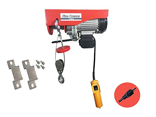 Sphjtak Bl on Harbor Freight Electric Hoist With Remote Control