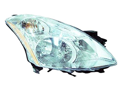 OE Replacement Headlight Assembly NISSAN ALTIMA 2010-2012 Multiple Manufacturers NI2503190N Partslink NI2503190