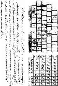 Artsy Paper - Paper Artsy Backgrounds Rubber Stamp on Ez mount - BG2
