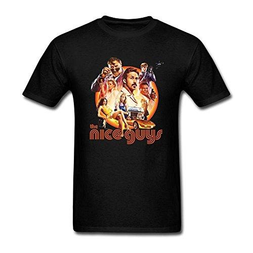 Guys Shirt The Art Poster Homme's Xxxxl T Movie Black Nice 0EqddPw4