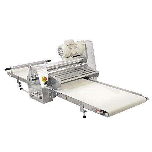 OMCAN 42154 DOUGH SHEETERS Stainless Steel Countertop Dough Sheeter by Omcan