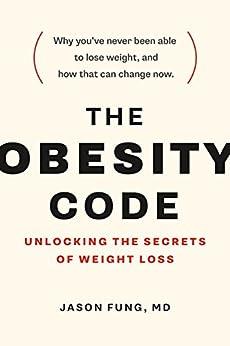 Obesity Code Unlocking Secrets Weight ebook product image