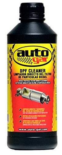 Auto-Gar Dpf Cleaner Limpiador Directo Del Filtro De Particulas Diesel 1 L
