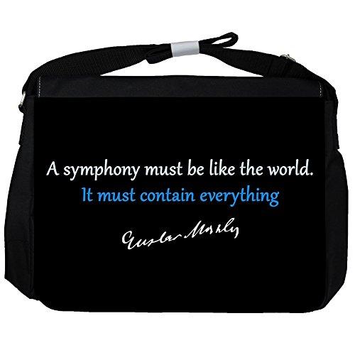 A Mahler Messenger Symphony Sac MustGustav Unisexe CtsQhrd