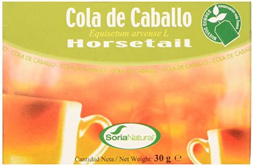 Soria Natural Infusion Cola de Caballo - 20 Unidades