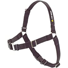 SENSE-ible No-Pull Dog Harness - Black XSmall by Softouch