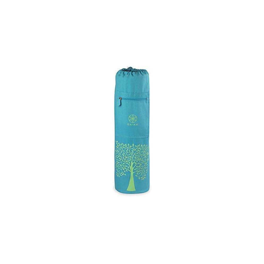 Gaiam Top Loading Yoga Mat Bags