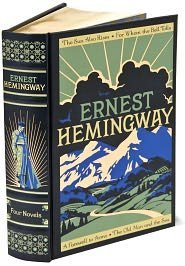 Ernest Hemingway: Four Novels (The Sun Also Rises / For Whom the Bell Tolls / A Farewell to Arms / The Old Man and the Sea) (The Old Man And The Sea Pages)