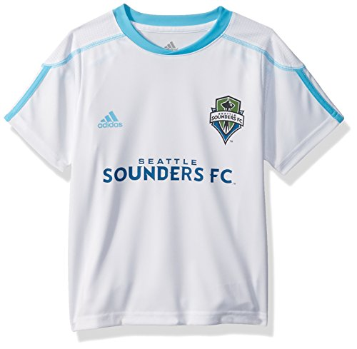 MLS Seattle Sounders FC Boys -Secondary Call Up Jersey, Dark Shale, M(5-6)
