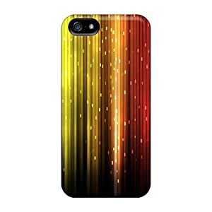 DaMMeke Snap On Hard Case Cover Colors Protector For Iphone 5/5s
