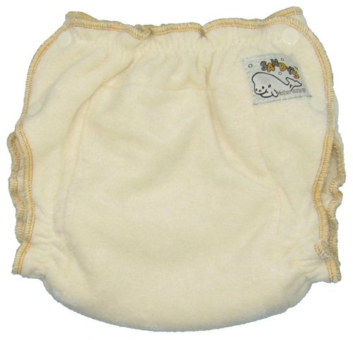 Mother-ease Sandy's Cloth Diaper (Small, Bamboo Terry) -