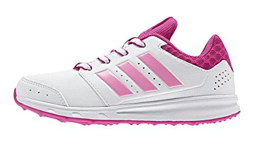 Adidas LK Sport 2 K, Zapatillas de Running Unisex para Niños Multicolor (Ftwbla / Sebrro / Eqtros)