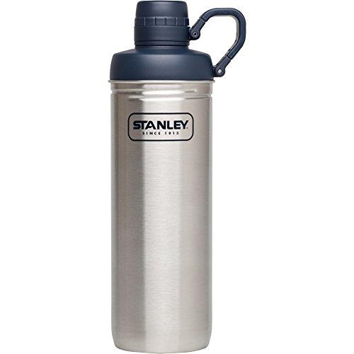 Stanley Adventure Water Bottle, Stainless Steel, 27 - Stanley Steel