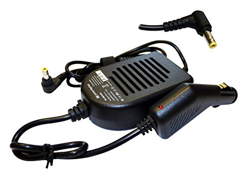 Pv Rim (Medion PA3467U-1ACA, Medion PC-PV-WP45/OP-520-75602, Medion QAM3000, Medion RIM S2211, Medion S2211 Compatible Laptop Power DC Adapter Car Charger)