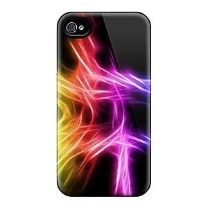 CaroleSignorile NUc3203uxHK Protective Cases For Iphone 6(abstract Rainbow Colors)