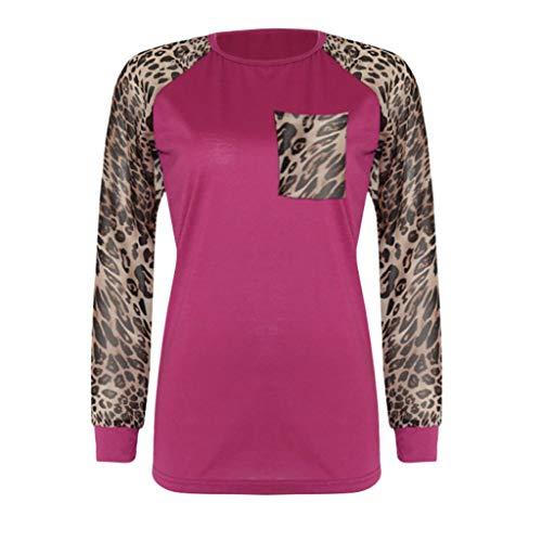 Mujer Morado Tops Giulogre Camisas Para women wXqpF