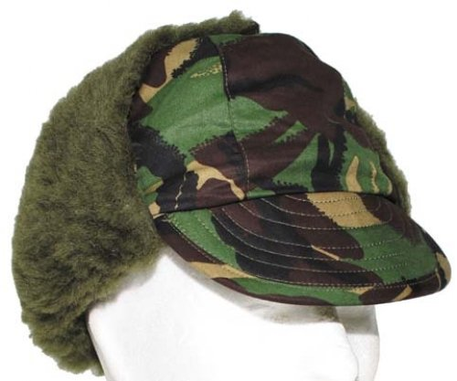 b3231f9cbdc Max Fuchs Men s GB Winter Cap DPM Camo Like New  Amazon.co.uk  Sports    Outdoors