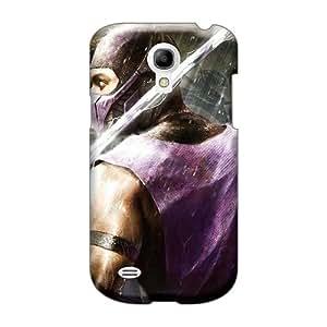 Samsung Galaxy S4 Mini Hvw30029bjtr Support Personal Customs Trendy Mortal Kombat Rain Series Great Hard Cell-phone Case -CharlesPoirier