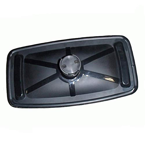 (One New Center Mount Rear-View Mirror (9