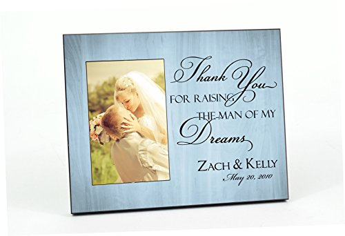 Personalized Wedding Picture Frame for 4