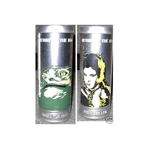 STAR WARS REVERSABLE WATCH PRINCESS LEIA & JABBA THE HUTT
