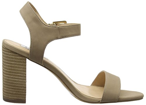 Dune Women's Isobel Ankle Strap Sandals Beige (Natural-nubuck) mdcPS