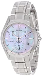 Citizen Women's FB1158-55D Eco-Drive Stainless Steel Chronograph Watch