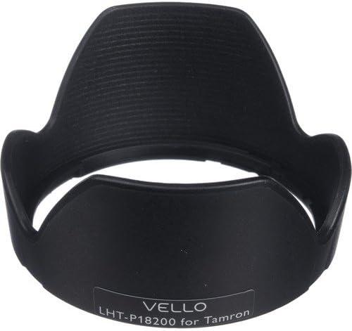 Vello LHT-P18200 Dedicated Lens Hood 3 Pack