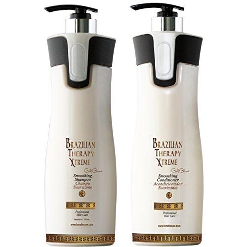 Keratin Cure-Color & Keratin Safe -SULFATE FREE- Shampoo and