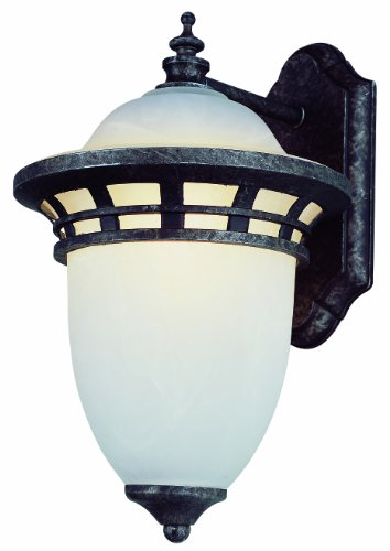 PL-5110 AP Antique Pewter Outdoor Wall Light ()