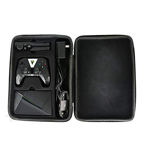Khanka Hard Travel Case Replacement for NVIDIA Shield TV Gaming Edition pro | 4K HDR Streaming Media Player