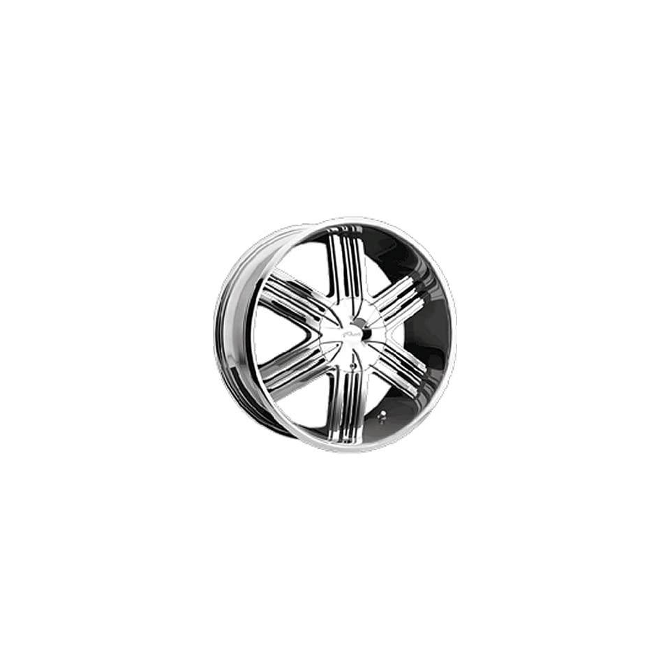 Pacer Luxor 20x9 Chrome Wheel / Rim 5x4.5 & 5x4.75 with a 15mm Offset and a 83.82 Hub Bore. Partnumber 779C 2900415