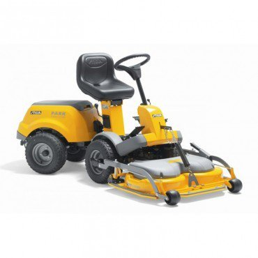 Stiga Park Compact 16 Mower 4WD Ride-On Lawnmower with choice of cutting decks and FREE Multi-tool easy grip.