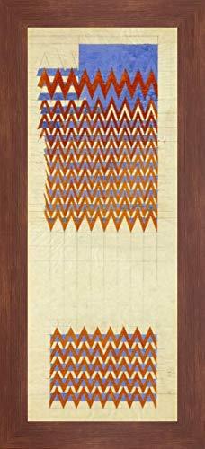 Fabric Design, 1916 by Charles Rennie Mackintosh - 13