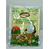 (2 Oz.) Thai Coconut Cream Powder for Cooking Food Curries, Ice Cream, Cookie Cake, Satay 60g
