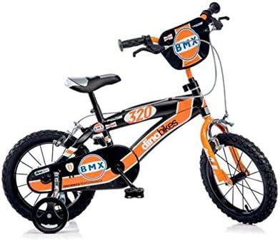 Dino Bikes Bicicleta Niño 16 BMX New 165 XC: Amazon.es: Deportes y aire libre
