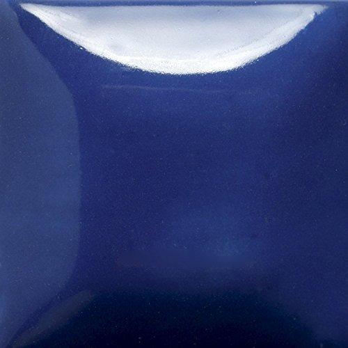 - Mayco Stroke & Coat Wonderglaze Non-Toxic Glaze, 1 pt Bottle, Cara-Bein Blue by Mayco