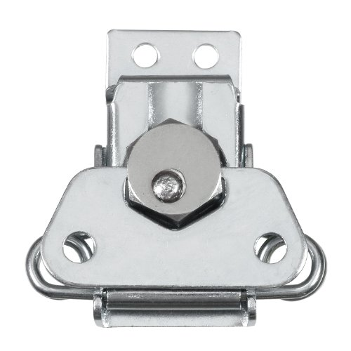 Reliable Hardware Company RH-2392/2393-A Medium Size Butterfly Latch, Zinc and Keeper
