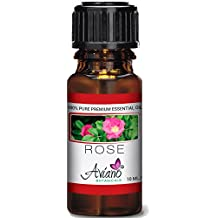 Aviano Botanicals 100% Pure Rose Essential Oil, 10 ml