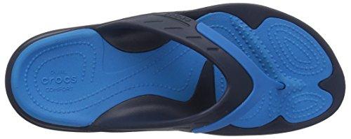 crocs Modi Sport Flip, Infradito Unisex – Adulto Navy/Ocean