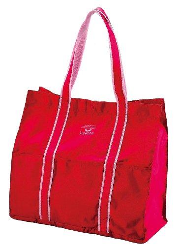 Perle Brezza handliche ?ko-Einkaufstasche (in der Tasche) (lila) MK-2308 (Japan-Import)
