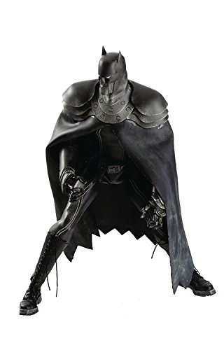 Three A 3A X DC Steel Age Batman Dark Version Figure (1:6 Scale) ()