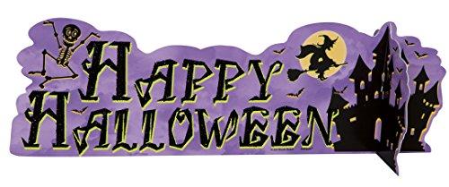 Haunted House Halloween Centerpiece Decoration, 14
