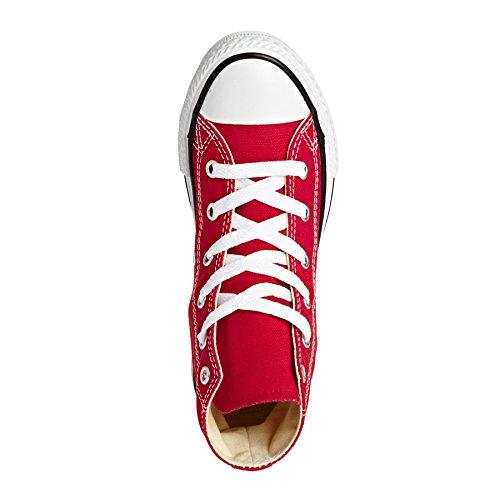Converse Chuck Taylor All Star - Zapatillas abotinadas Unisex Niños Rojo